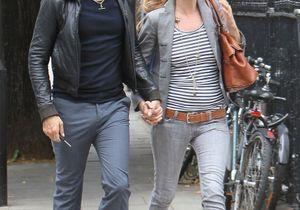 Kate Moss et Jamie Hince attrapés la bague au doigt !