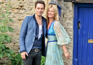 Kate Moss et Jamie Hince : un couple rock et hype