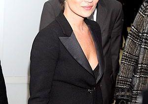 Kate Moss, l'apparition divine chez Chanel !