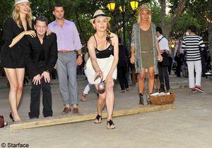 Kate Moss, P. Diddy, Naomi Campbell: le Saint-Tropez des people!