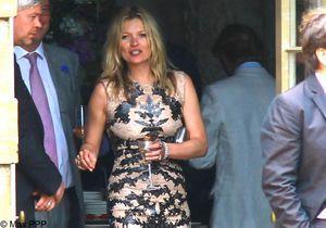 Kate Moss serait-elle enceinte?