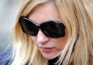 Kate Moss, victime d'un cambriolage