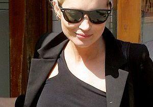 "Kate Moss vire la ""police"" de sa fête"