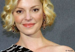 Katherine Heigl vient d'adopter une 2e petite fille