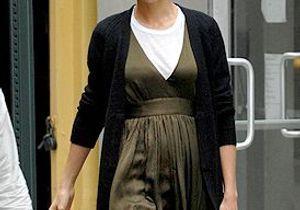 Katie Holmes enceinte ?