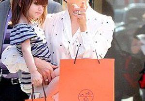 Katie Holmes est une serial shoppeuse !