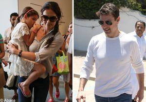 Katie Holmes et Tom Cruise: officiellement divorcés