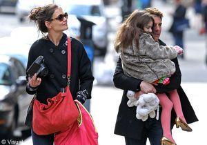 Katie Holmes et Tom Cruise : un divorce trop rapide ?