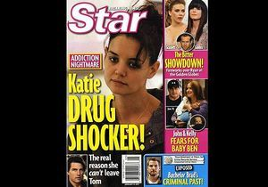 Katie Holmes réclame 50 millions de dollars à un tabloïd US