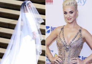 Katy Perry critique la robe de Meghan Markle (et ce n'est pas vraiment gentil)