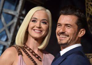 Katy Perry dévoile son baby bump pour les fêtes de Pâques