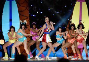 Katy Perry : la vidéo de son show au Super Bowl