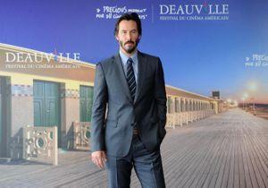 Keanu Reeves, star du festival de Deauville