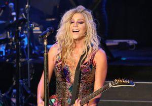 Kesha privée de concert en Malaisie