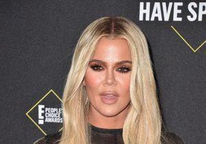 Khloé Kardashian poste une photo de ses vergetures : ses abonnés sont en colère