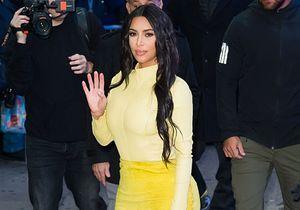 Kim Kardashian à propos de sa première grossesse : « Je pleurais tous les jours de ce qui était en train d'arriver à mon corps »