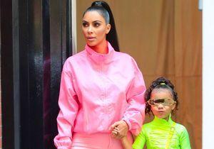 Kim Kardashian accusée d'avoir aminci sa fille sous Photoshop