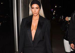 Kim Kardashian dévoile le visage de sa fille Chicago