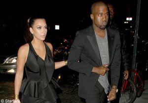 Kim Kardashian et Kanye West : première sortie officielle