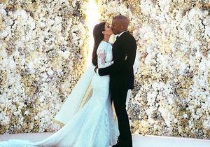 Kim Kardashian et Kanye West : toutes les photos du mariage