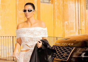 Kim Kardashian, Kate Moss et Lila Grace : le trio glamour en visite au Vatican