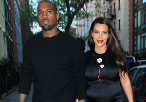 Kim Kardashian, maman d'une petite fille