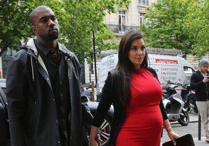 Kim Kardashian ne veut pas de cadeau pour son bébé