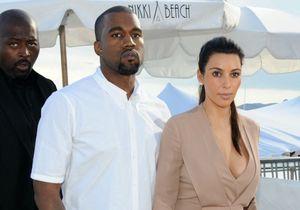 Kim Kardashian soutient Kanye West en assistant au retour de son « Sunday Service »