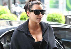 Kim Kardashian va manger son placenta