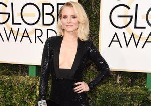 Kristen Bell : comment elle a transformé ses fesses pour les Golden Globes