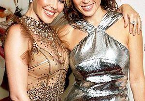 Kylie et Dannii Minogue : deux mariées en Jean Paul Gaultier