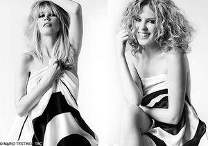 Kylie Minogue, Claudia Schiffer et Sienna Miller : nues pour la bonne cause