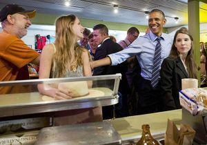 Le déjeuner hors de prix de Barack Obama