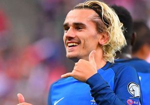 L'adorable photo d'Antoine Griezmann avec sa fille Mia
