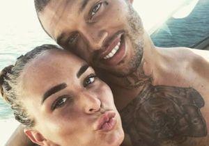 L'ex-détenu sexy, Jeremy Meeks, roucoule à la Barbade avec sa belle héritière