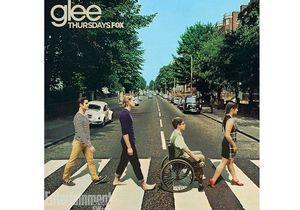 L'hommage aux Beatles de la série « Glee »