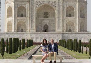 L'hommage du prince William et Kate Middleton à Lady Diana au Taj Mahal