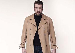 L'homme de la semaine: Zach Miko, le premier mannequin grande taille homme