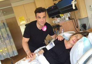 La déclaration d'amour de Robbie Williams à sa femme, après son accouchement 2.0