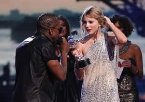 La drôle d'explication de Kanye West quant à son altercation avec Taylor Swift