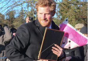 La famille royale d'Angleterrereçoit d'étranges cadeaux