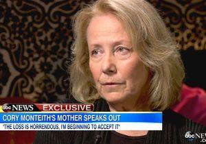 La mère de Cory Monteith confie son chagrin après le décès de son fils