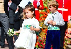 La photo de Noël craquante de la princesse Charlotte, et des princes George et Louis