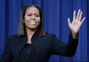 La photo des cheveux naturels de Michelle Obama qui ravit les internautes !