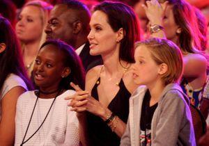 La première sortie d'Angelina Jolie depuis son opération