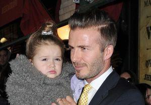 La première vente de charité de Harper Beckham