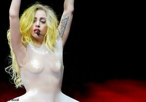 La tattoo mania de Lady Gaga : décryptage en images