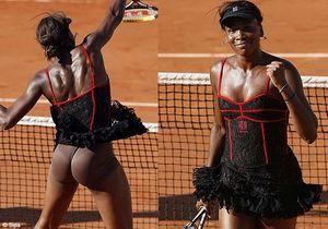 La tenue de Venus Williams à Roland-Garros : fashion-faux pas ?
