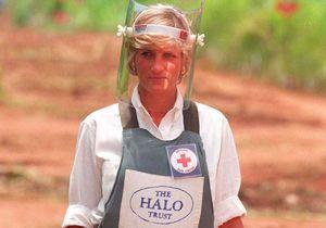 Lady Di : le prince Harry lui rend hommage en recréant la photo sur le site de déminage