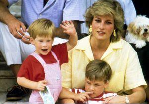 Lady Di : retour en images sur sa relation privilégiée avec William et Harry